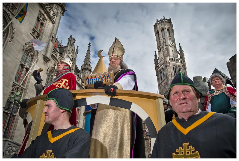 Bloedprocessie Brugge