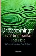 Ontboezemingen,borstkanker,Frieda Joris