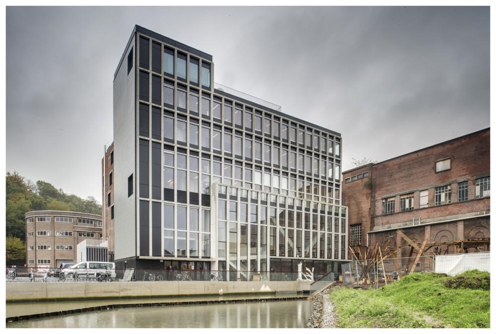 Rudi van beek photojournalist press reportage photography architecture interior industry - Bush architectuur ...